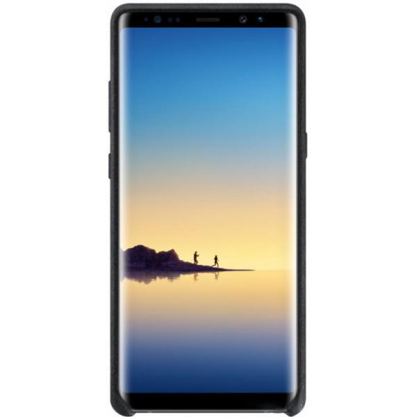 Панель Samsung Alcantara Cover для Samsung Galaxy Note 8 Black