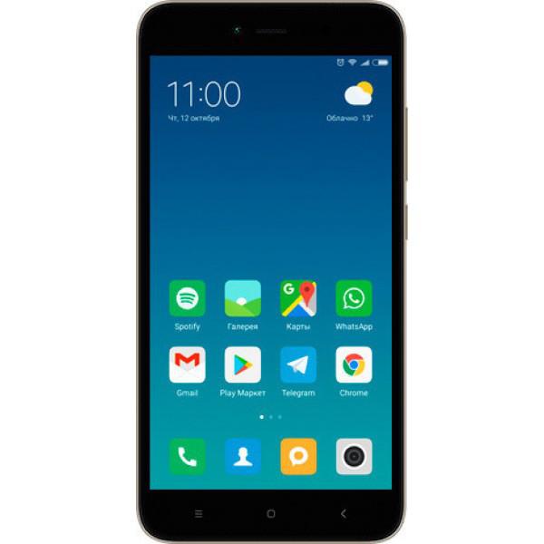 Смартфон Xiaomi Redmi Note 5A PRIME 4/64Gb LTE Grey