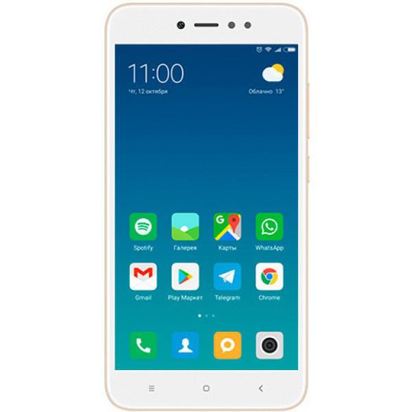 Смартфон Xiaomi Redmi Note 5A PRIME 4/64Gb LTE Gold