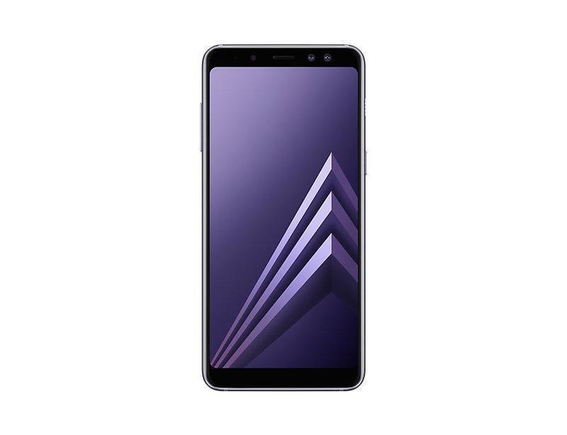 Смартфон Samsung A730F Galaxy-A8+ (2018) 64GB Серый
