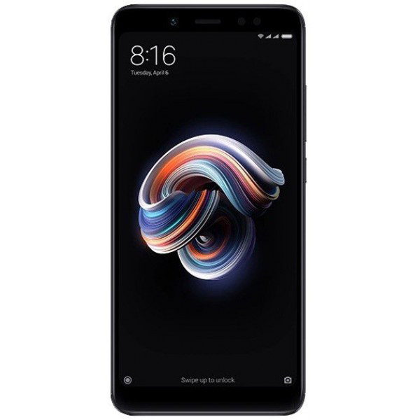 Смартфон Xiaomi Redmi Note 5 3/32GB Black Global Version
