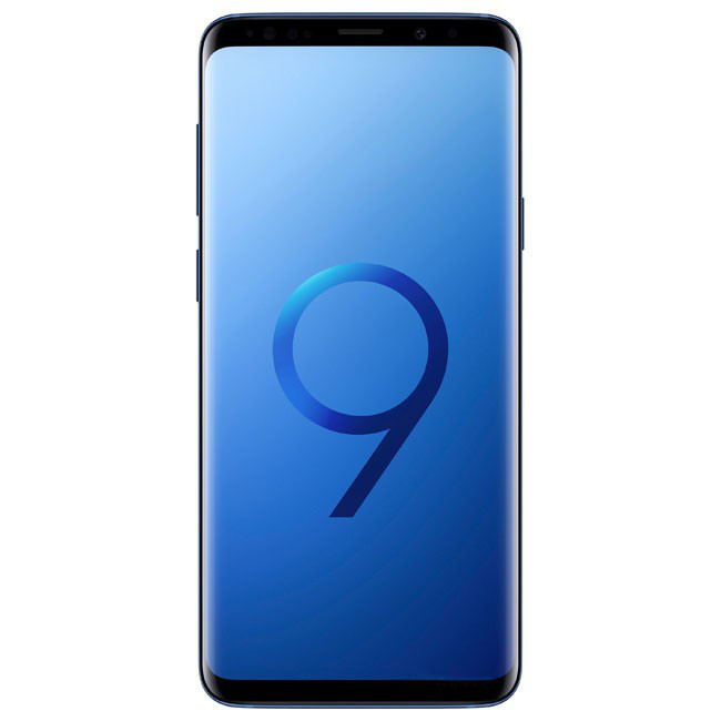 Смартфон Samsung Galaxy S9 Plus SM-G965F 128GB Coral Blue