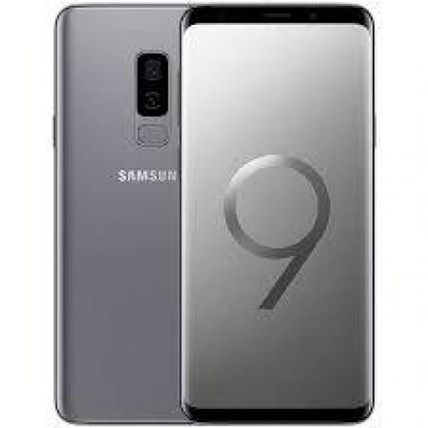 Смартфон Samsung Galaxy S9 Plus SM-G965F 128GB Titanium Gray