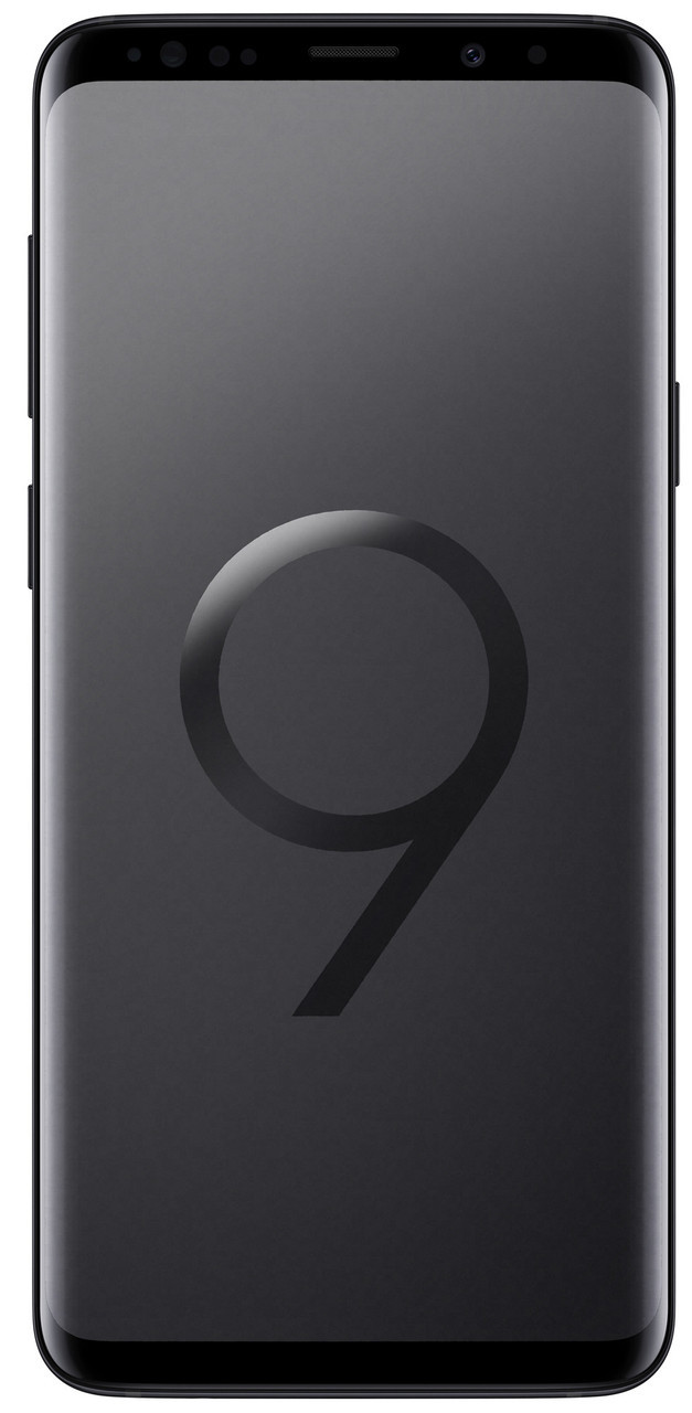Смартфон Samsung Galaxy S9 Plus SM-G965F 256GB Bkack