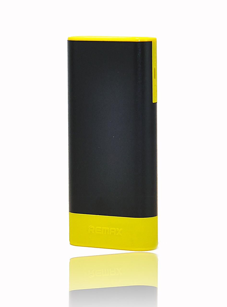 Универсальная мобильная батарея Remax 10000 mAh RPL-19 Black/Yellow