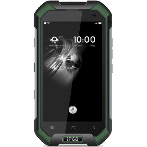 Защищенный смартфон Blackview BV6000 3/32Gb LTE Dual Green