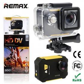 Экш камера Remax Waterproof SD-01