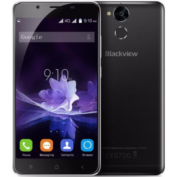 Сенсорный мобильный телефон Blackview P2 4/64Gb Black