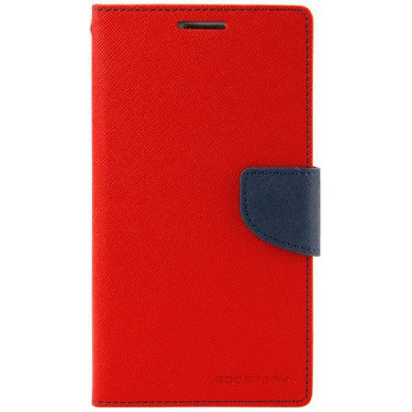 Чехол Book Cover Goospery Xiaomi  Redmi Note 4 Red