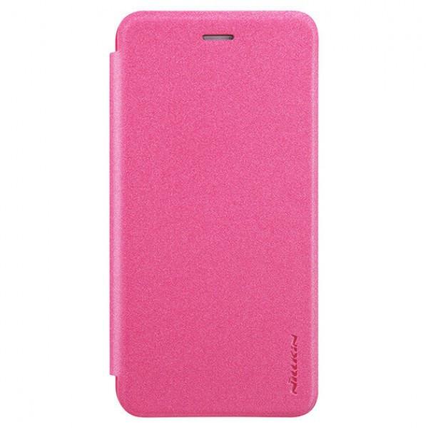 Чехол-книжка Nillkin Xiaomi Redmi note2 pink