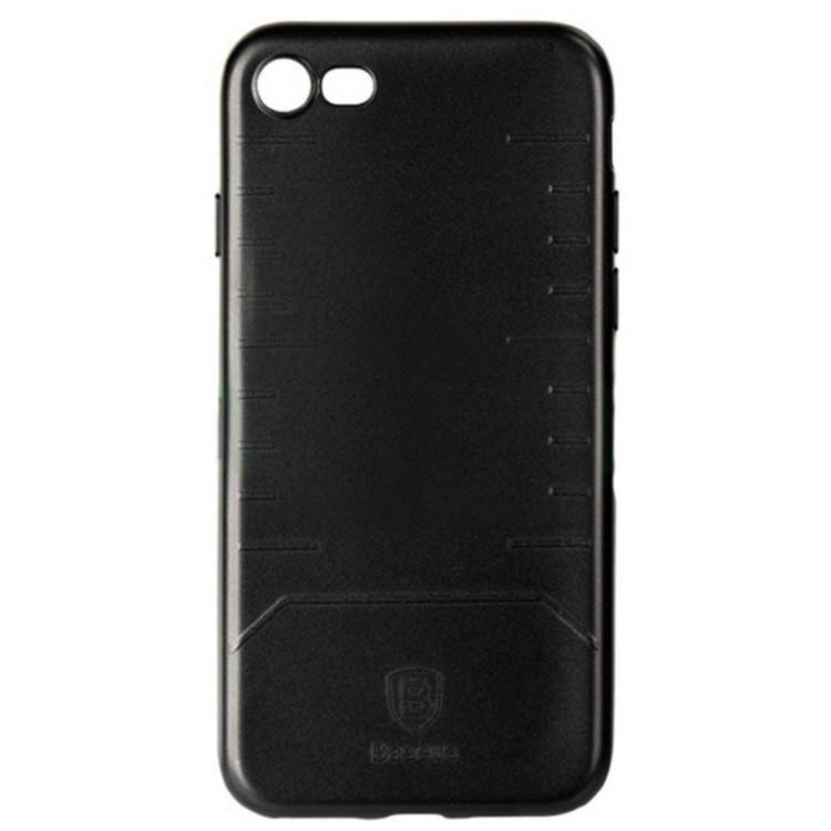 Силиконовая накладка Baseus Glory Seria for Huawei Y5c Black