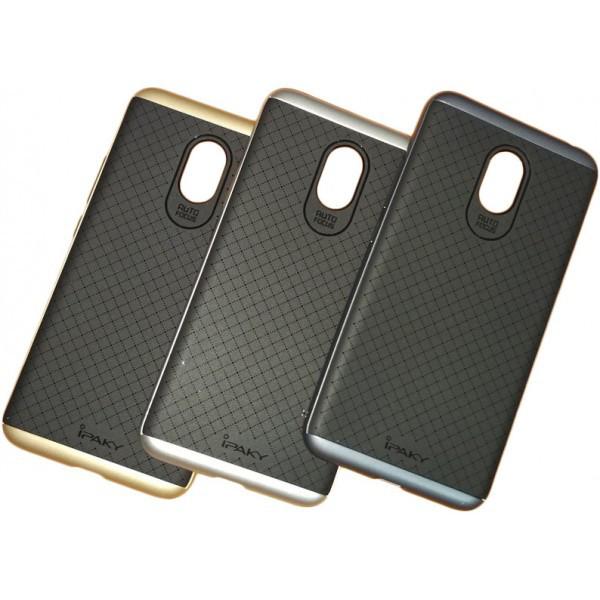 Чехол бампер iPaky Meizu M3s gold