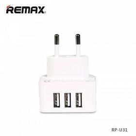 СЗУ Remax 3USB Moon series (RP-U31)