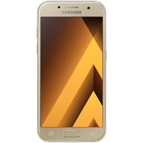 Смартфон Samsung A320F Galaxy A3 (2017) Gold
