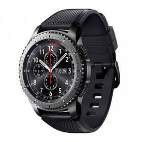 Умные часы Samsung SM-R7600 Gear S3 frontier Space Gray