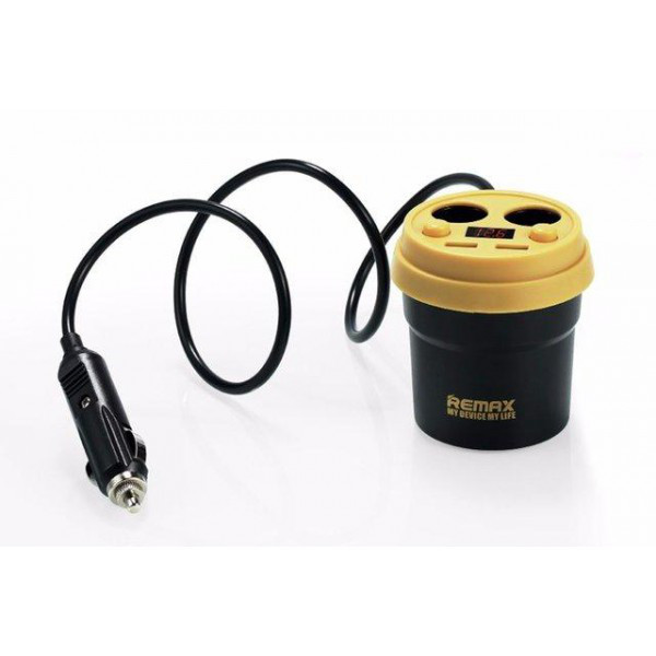 АЗУ Remax Demitasse Car Charger CR-2XP
