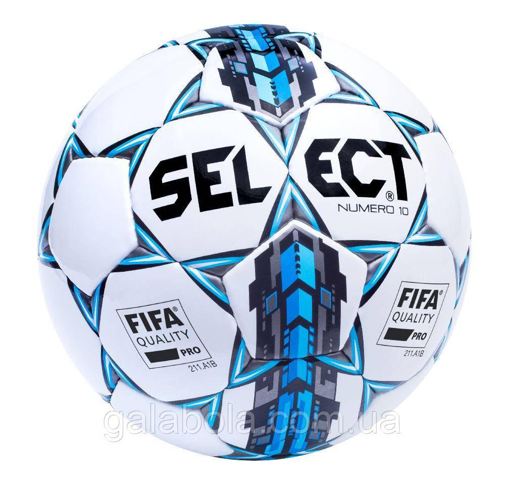 Мяч футбольный SELECT NUMERO 10 FIFA (размер 5)
