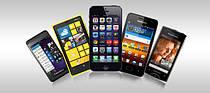 Телефоны мобильные и смартфоны