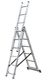 Лестница универсальная 3х6 KRAUSE Corda