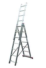 Лестница универсальная 3х7 KRAUSE Corda