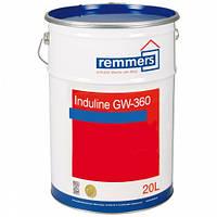 Лессирующая водная грунтовка  c образованием защитной пленки  INDULINE GW-360
