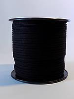 Замшевый шнур 3мм×1,5мм