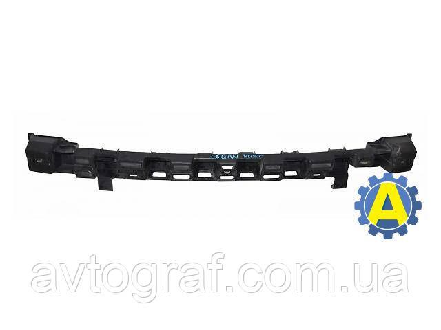 Усилитель бампера заднего на Рено Логан (Renault Logan) 2009-2013