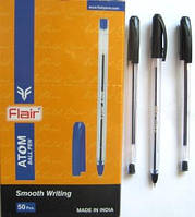 Ручка Atom Flair масляная черная