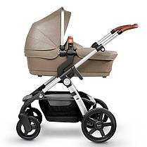 Детская коляска для двойни 2 в 1 Silver Cross Wave, фото 3