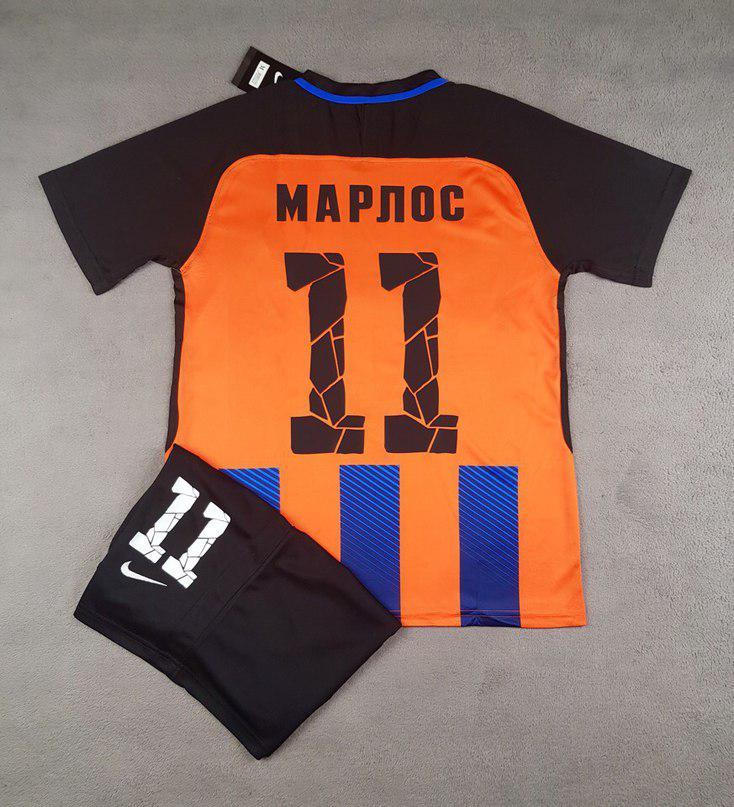 Накатка номера и фамилии (личной или футболиста) на футбольной  форме
