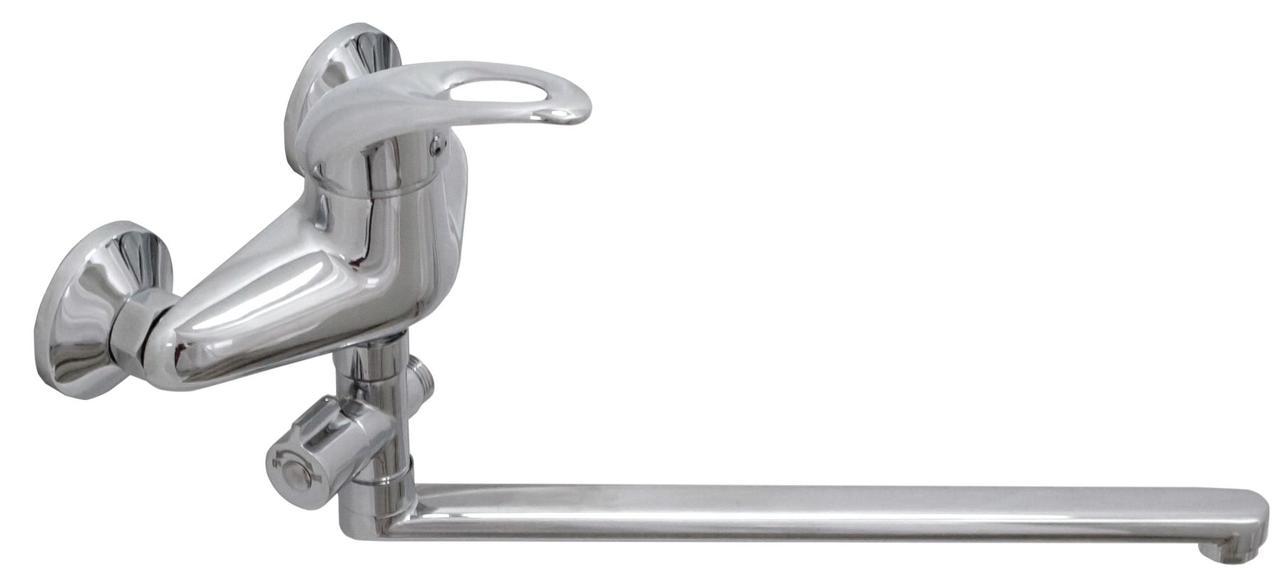 Смеситель для ванны Globus Lux SMART GLSM-0108,L-300, душевой комплект