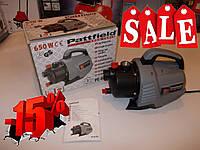 Насос Pattfield PE-GP 650 , фото 1