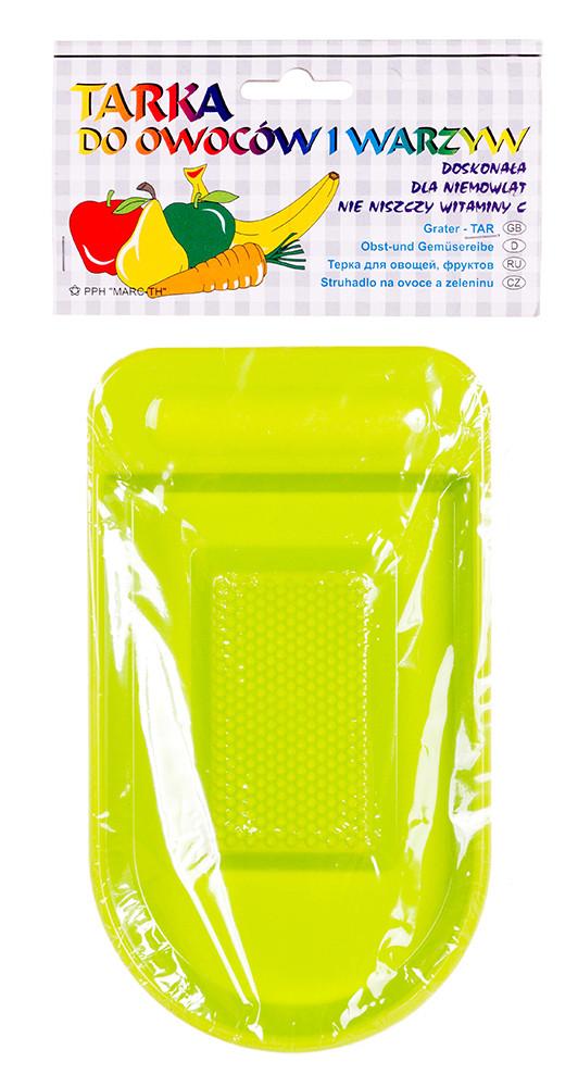 Терка Tega зеленый