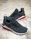 Мужские кроссовки Nike Shox Gravity Grey/White/Black, фото 3