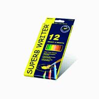 Цветные акварельные карандаши marco 4120-24СВ superb writer на 24 цвета