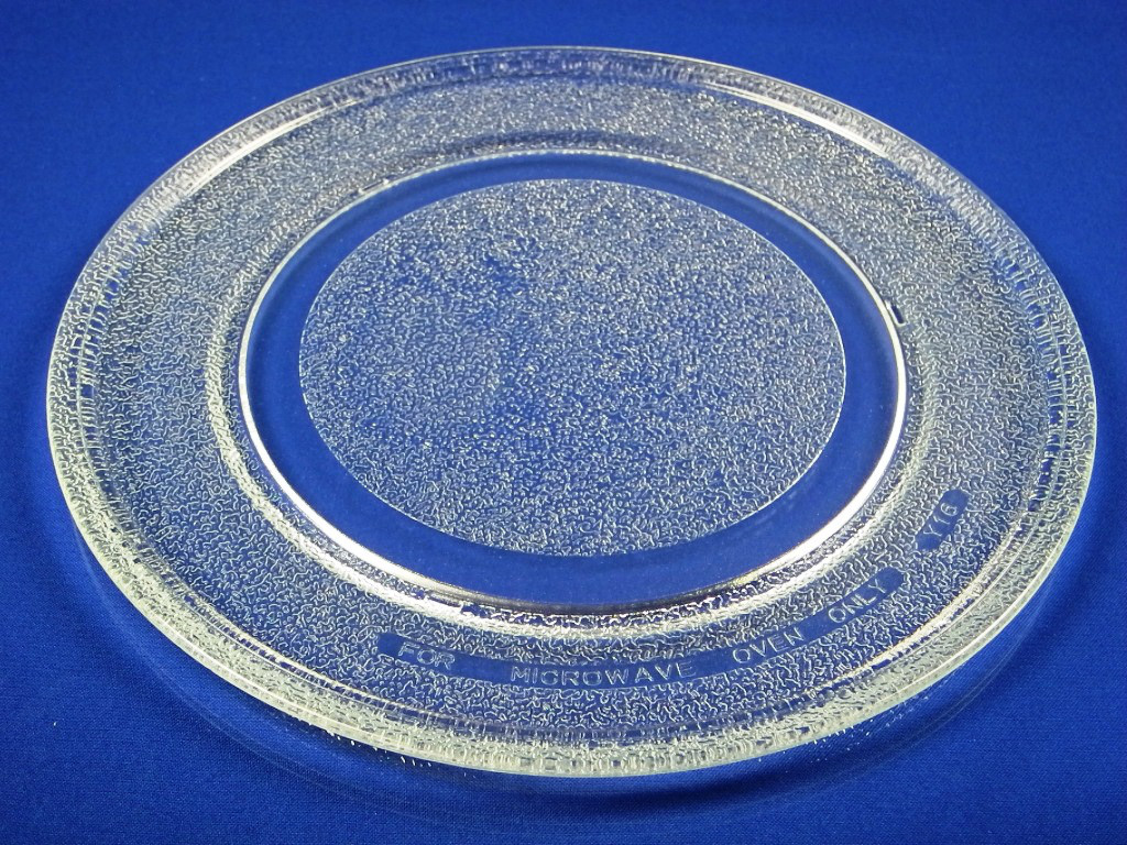 Тарелка СВЧ печи LG (гладкая) D=284 мм. (MJS62593401)