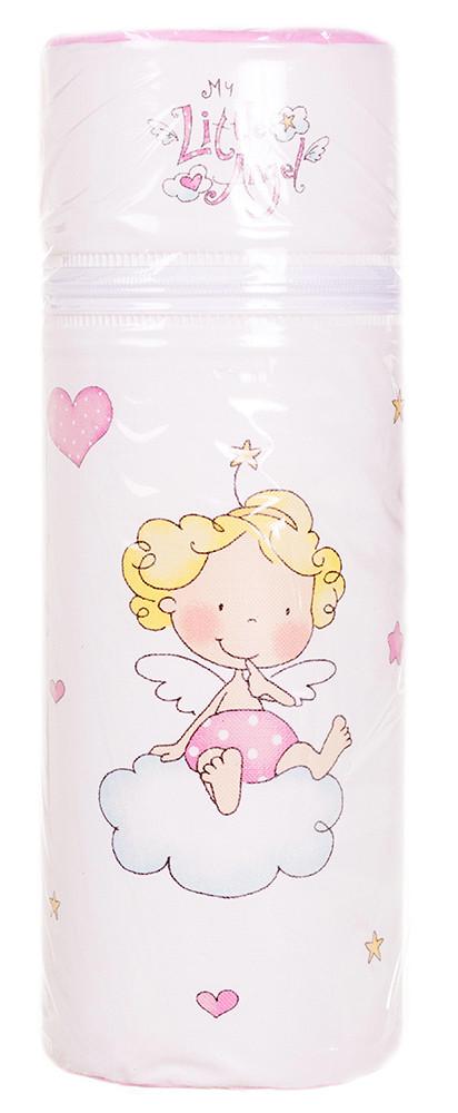 Термоконтейнер Ceba Baby Standard Little Angel 63X63X225 мм белый (ангелочек)