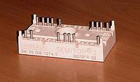 SK80GB125T Модуль Semitop 3 (IGBT полумост + датчик температуры)