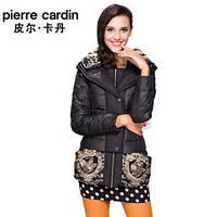 Пьер Карден / Pierre Cardin стильная куртка- пуховик 3 цвета, фото 1