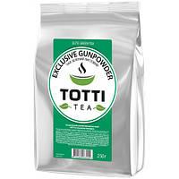 Зеленый чай TOTTI Tea Эксклюзив Ганпаудер 250 г