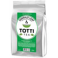 Зеленый чай TOTTI Tea Изумрудный лист 250 г