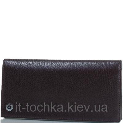 Кожаный мужской кошелек karya (КАРИЯ) shi1097-39fl
