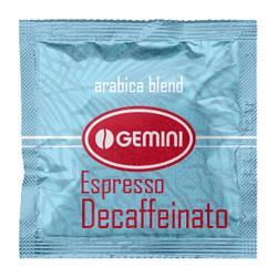 Кофе Gemini Espresso Espresso Decaffeinato в монодозах 100 шт
