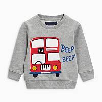 Кофта для хлопчика Автобус Little Maven, фото 1