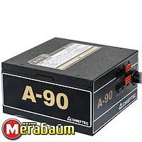 Блок Питания Chieftec GDP-750C, ATX 2.3, APFC, 14cm fan, КПД 90%, modular, RTL