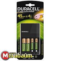 Зарядное устройство Duracell CEF14 + 2AA1300 + 2AAА750