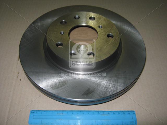 Диск тормозной SUZUKI SX4 передний, вент. (пр-во REMSA) 61018.10