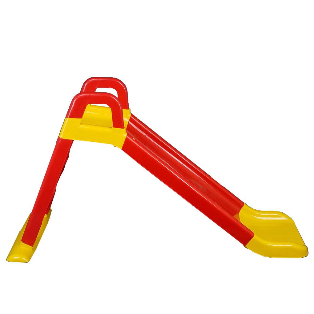 Горка для катания ФЛАМИНГО 0140/02 (1) Желто-Красный 56929