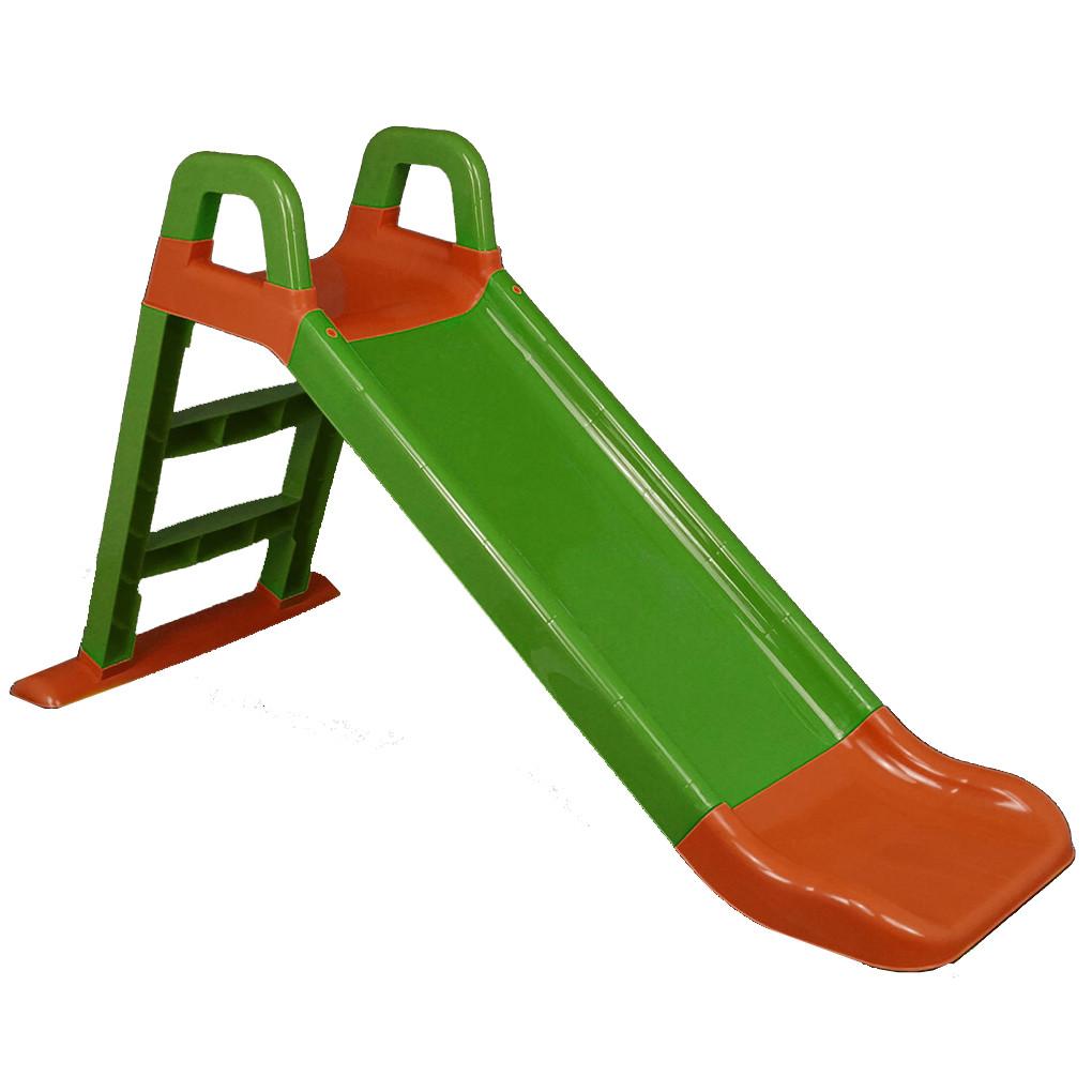 Горка для катания ФЛАМИНГО 0140/04 (1) Зелено-оранжевый 56931
