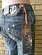 Джинсы мужские брендовые  коттон BETHING, Турция, фото 5